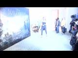 6 мая 2014 Париж, фотоколл фильма «Малефисента»