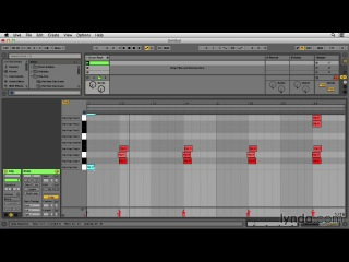 - Programming Beats in Ableton Live 9. seq